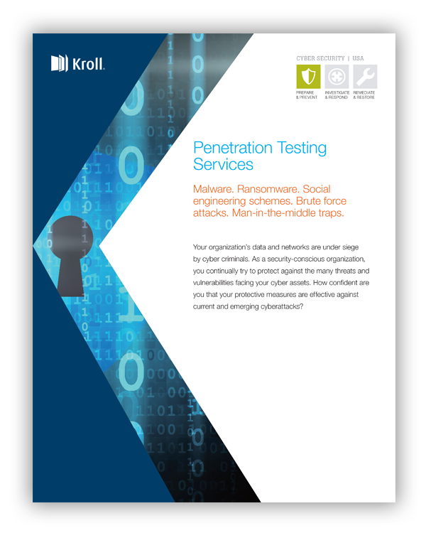 Penetration Testing Cover
